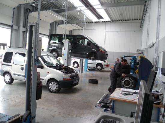 Service montage pièces auto caréco dunkerque